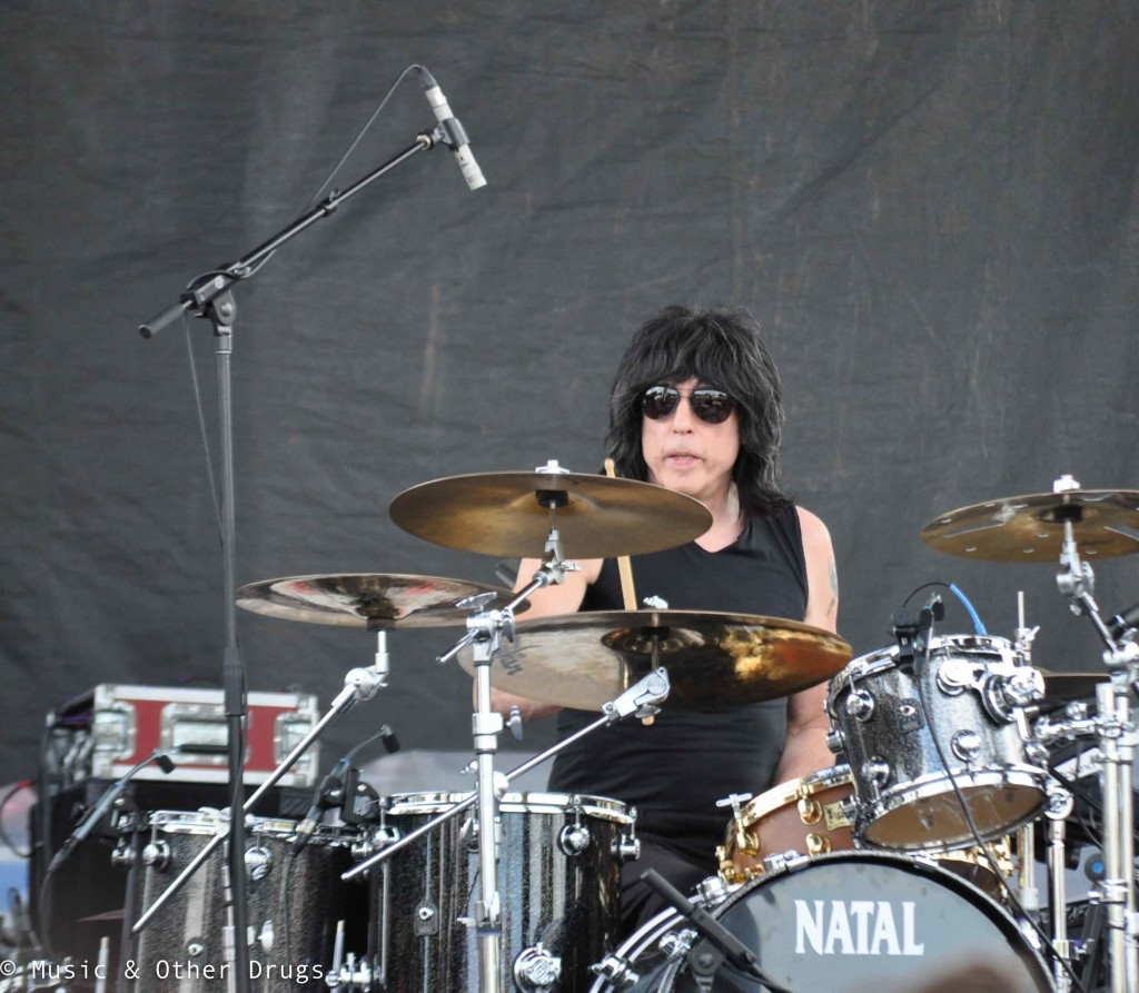 Marky Ramone | Photograph by Jordan Leigh
